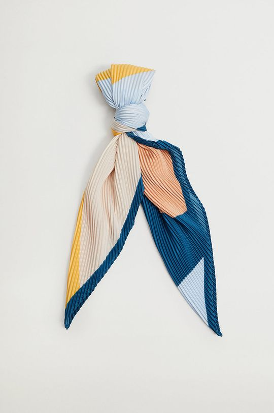 světle modrá Mango - Šátek ABSTRACT Dámský
