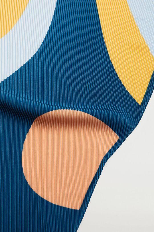 Mango - Šátek ABSTRACT  70% Polyester, 30% Recyklovaný polyester