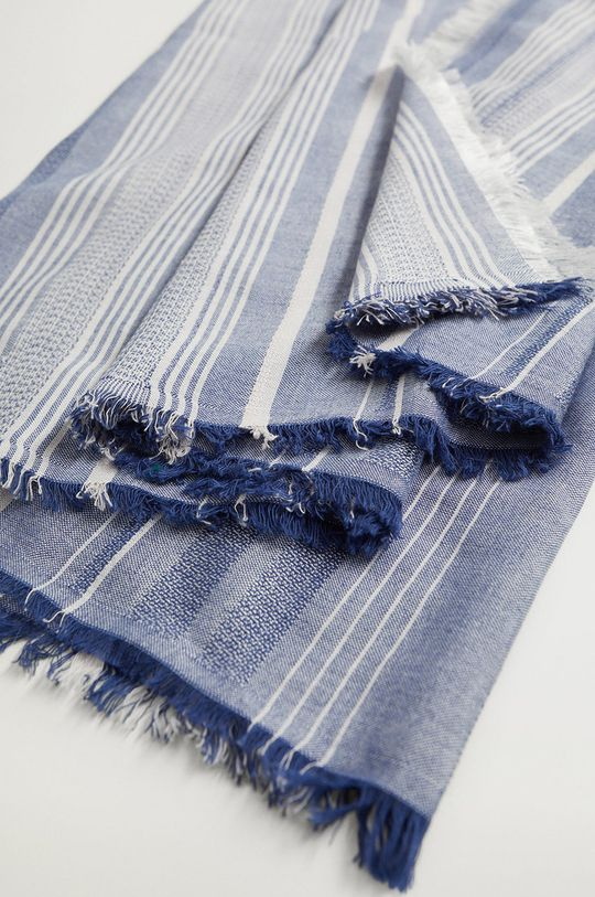 niebieski Mango Man - Chusta MALLORCA