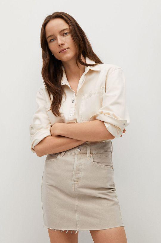 tělová Mango - Džínová sukně Rachel