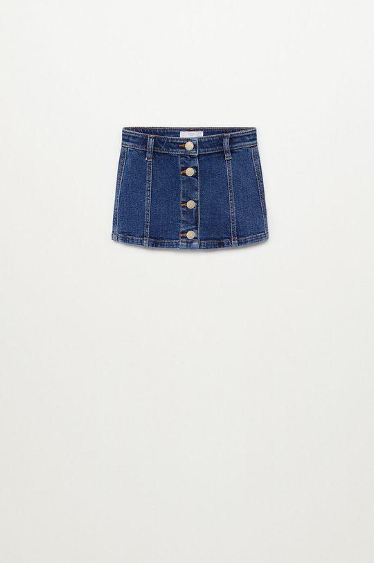 niebieski Mango Kids - Spódnica dziecięca MONIC Dziewczęcy