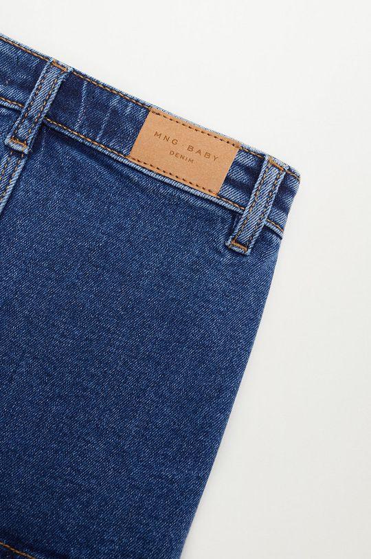 niebieski Mango Kids - Spódnica dziecięca MONIC