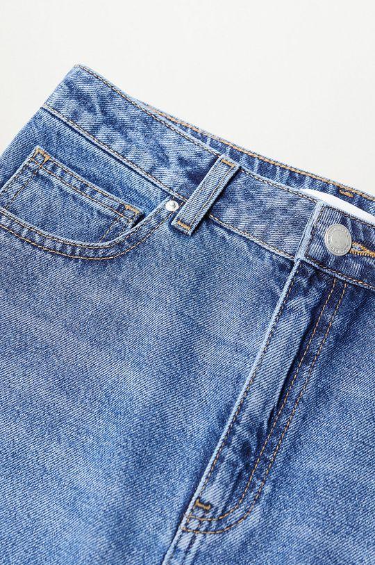 modrá Mango Kids - Dětská sukně BROKY
