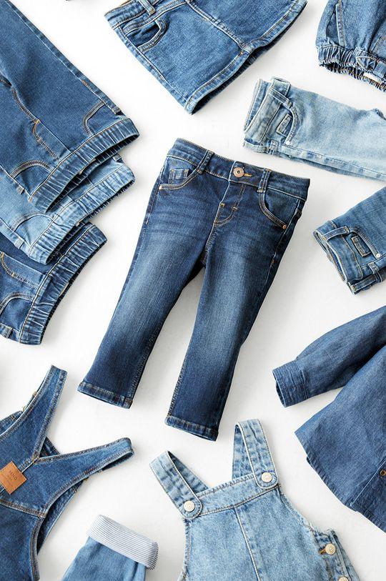 Mango Kids - Jeansy dziecięce DIEGO niebieski