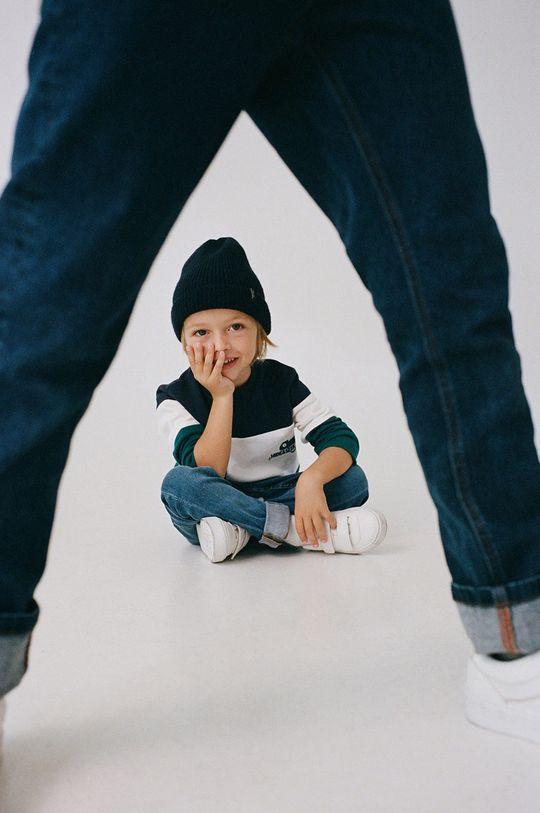 Mango Kids - Jeansy dziecięce DIEGO 56 % Bawełna, 1 % Elastan, 14 % Lyocell, 19 % Poliester, 10 % Wiskoza