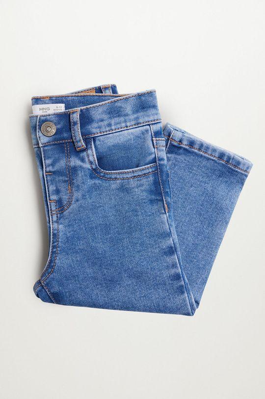 niebieski Mango Kids - Jeansy dziecięce NORDIC