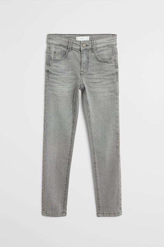 Mango Kids - Jeansy dziecięce Slim 110-164 cm