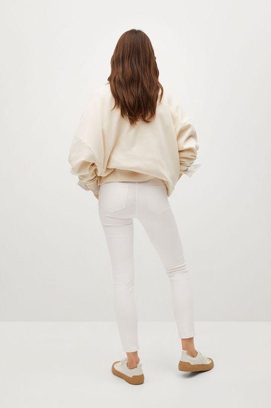 Mango - Džíny Isa  Podšívka: 35% Bavlna, 65% Polyester Hlavní materiál: 98% Bavlna, 2% Elastan