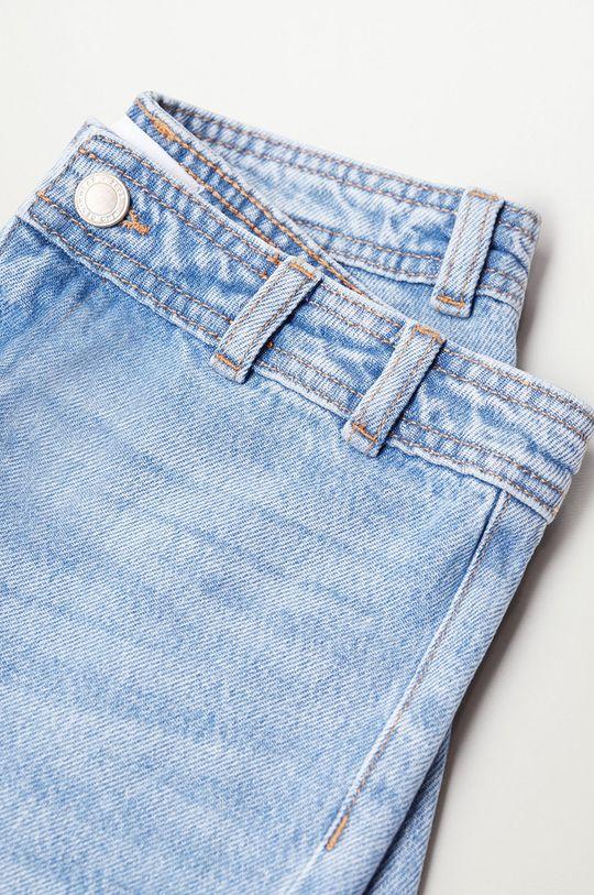 Mango Kids - Jeansy dziecięce HONEY niebieski
