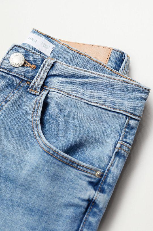 Mango Kids - Jeans copii DINA  98% Bumbac, 2% Elastan