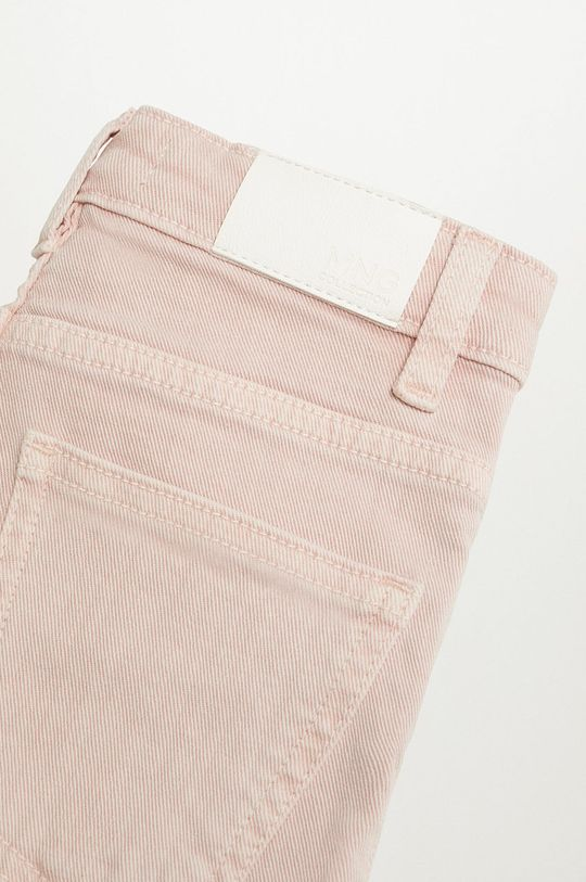 purpurowy Mango Kids - Jeansy dziecięce Culottec 110-164 cm