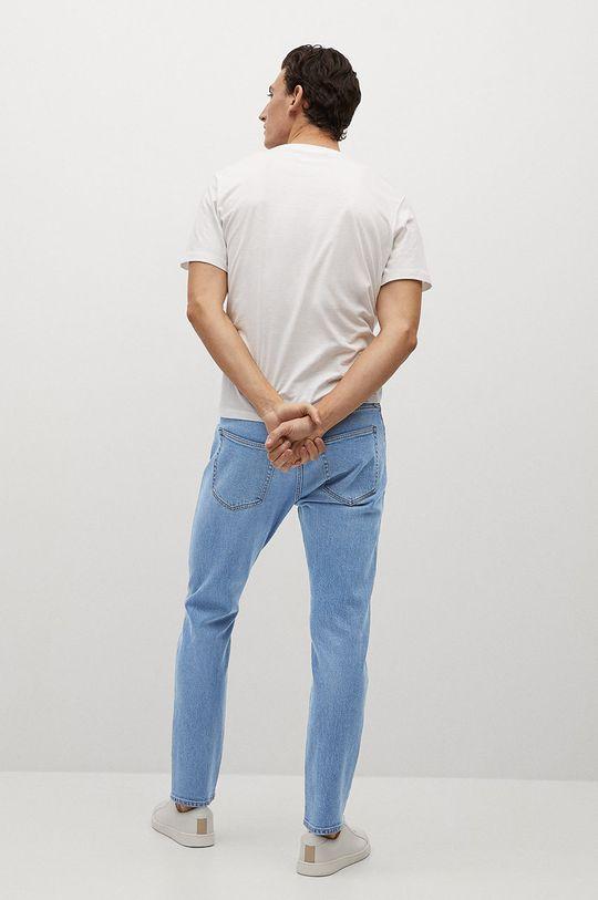 Mango Man - Džíny TOM  Podšívka kapsy: 52% Bavlna, 1% Elastan, 47% Lyocell