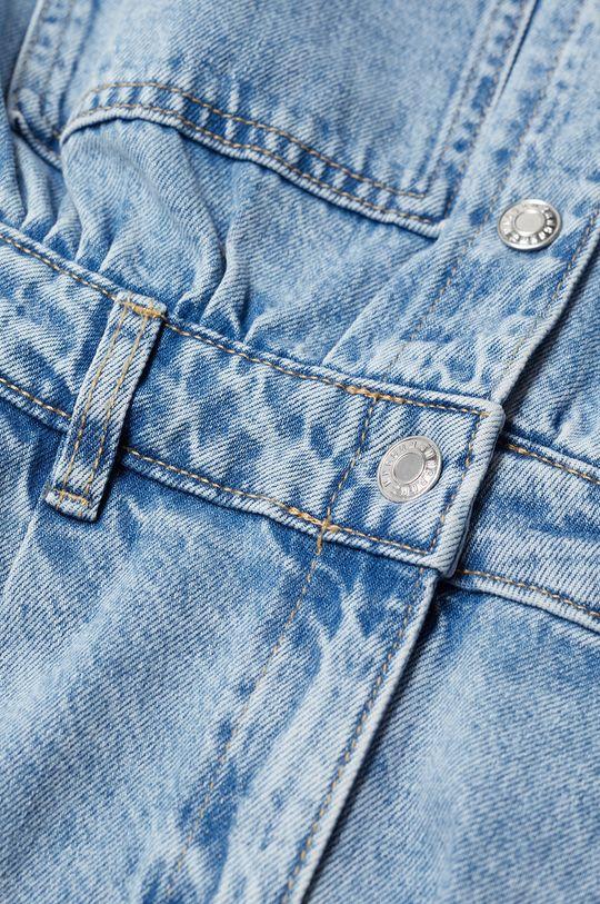Mango - Kombinezon jeansowy Regina