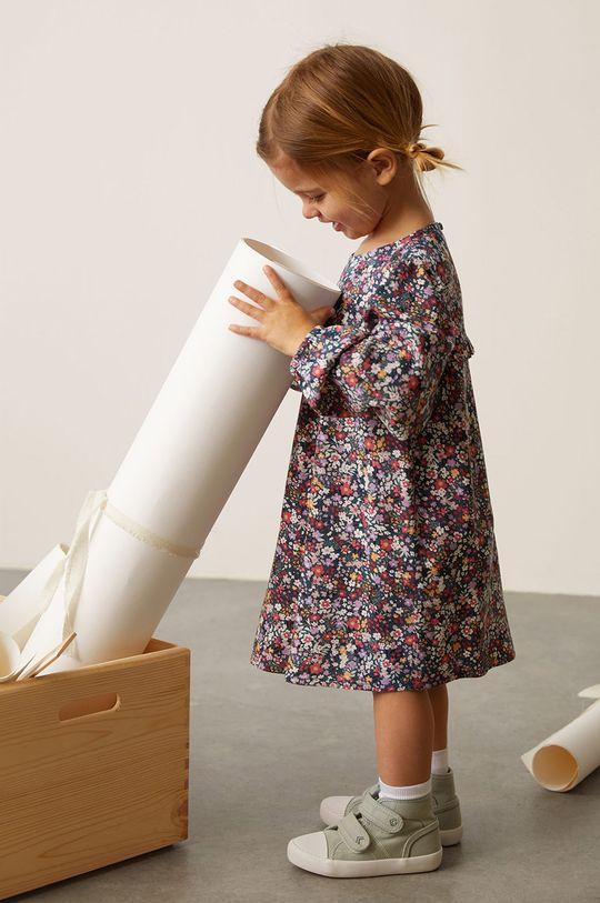 Mango Kids - Detský overal Nicolete 110-164 cm  100% Viskóza