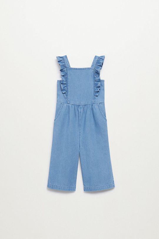 modrá Mango Kids - Detský overal Zoe 86-110 cm Dievčenský