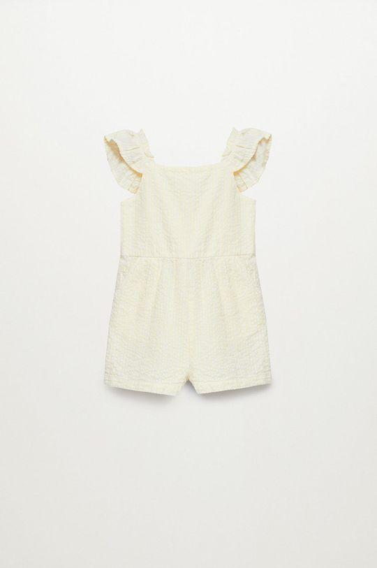 Mango Kids - Dětský overal Lola 80-110 cm  100% Bavlna