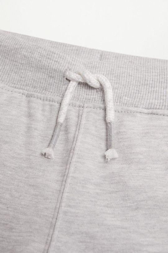 szary Mango Kids - Spodnie dziecięce MATEOP7