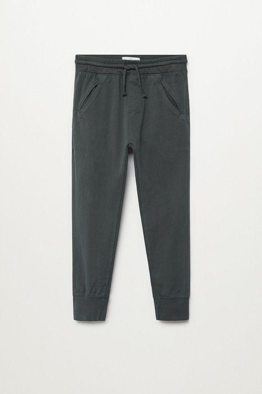 szary Mango Kids - Spodnie dziecięce GDTWILL 116-164 cm Chłopięcy