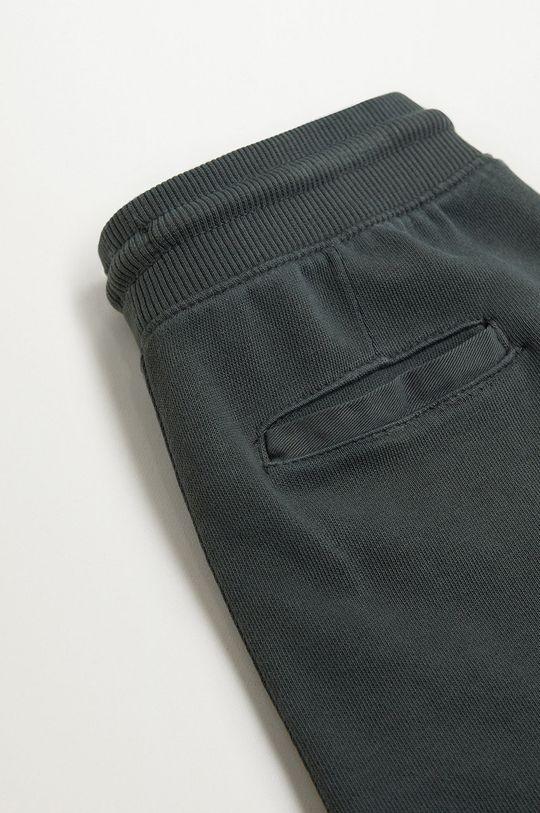 Mango Kids - Spodnie dziecięce GDTWILL 116-164 cm szary