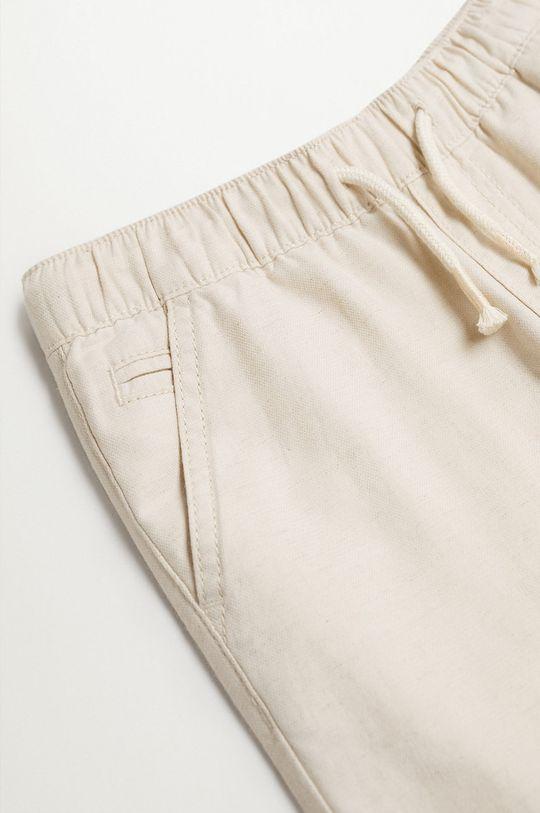 Mango Kids - Spodnie dziecięce Nico 110-164 cm