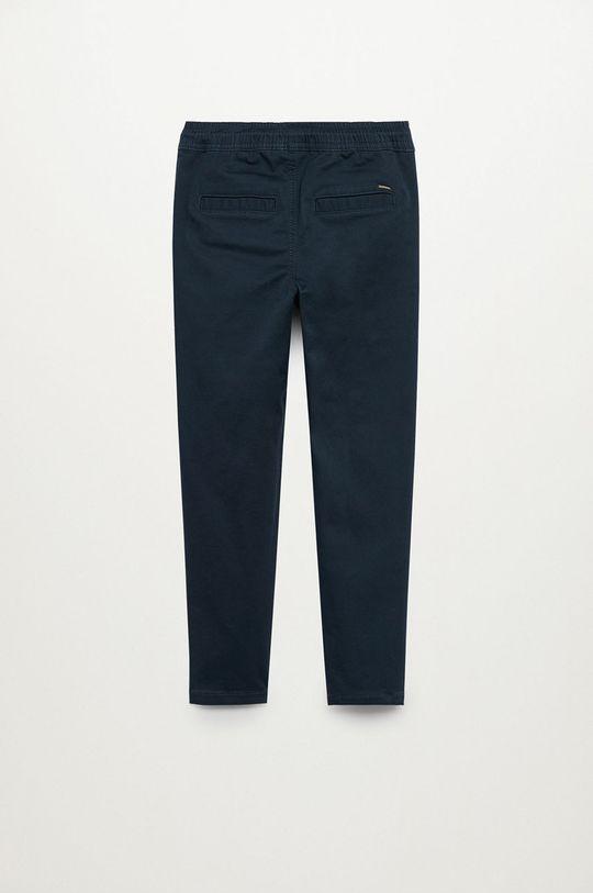 Mango Kids - Spodnie dziecięce Franky 110-164 cm 98 % Bawełna, 2 % Elastan