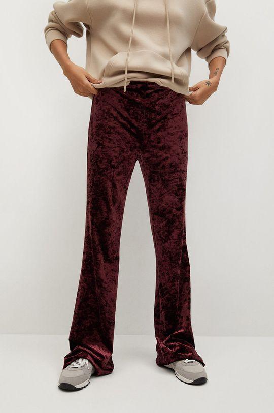 castan Mango - Pantaloni MARTA De femei