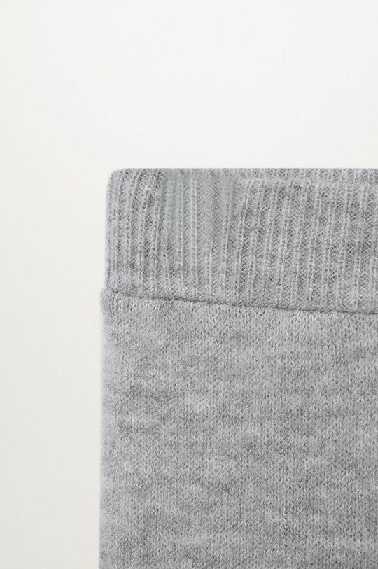 Mango - Spodnie GEGANT