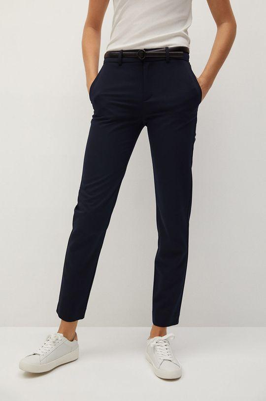 bleumarin Mango - Pantaloni BOREAL De femei