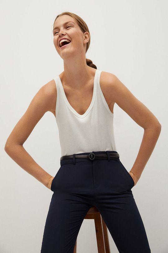 Mango - Pantaloni BOREAL De femei