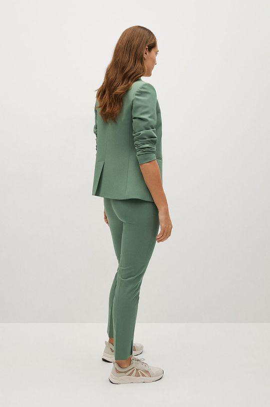 Mango - Kalhoty BOREAL  Podšívka: 100% Polyester Hlavní materiál: 6% Elastan, 76% Polyester, 18% Viskóza