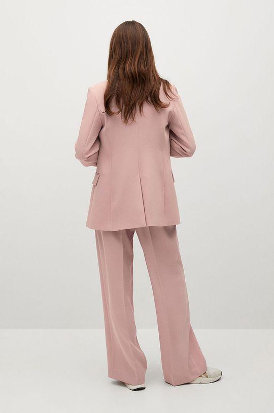 Mango - Kalhoty Marina  100% Polyester