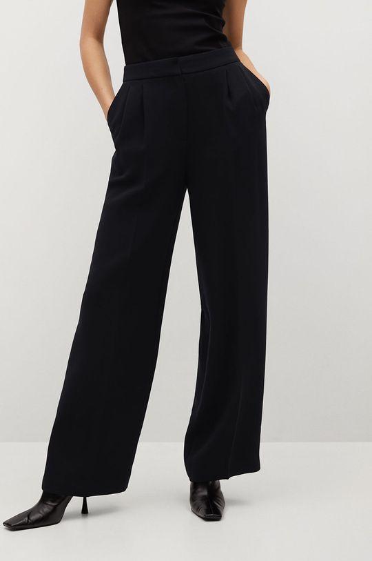 czarny Mango - Spodnie Ohio Damski
