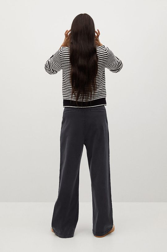 Mango - Kalhoty FILIPPO  Podšívka: 100% Bavlna Hlavní materiál: 50% Bavlna, 3% Elastan, 47% Lyocell