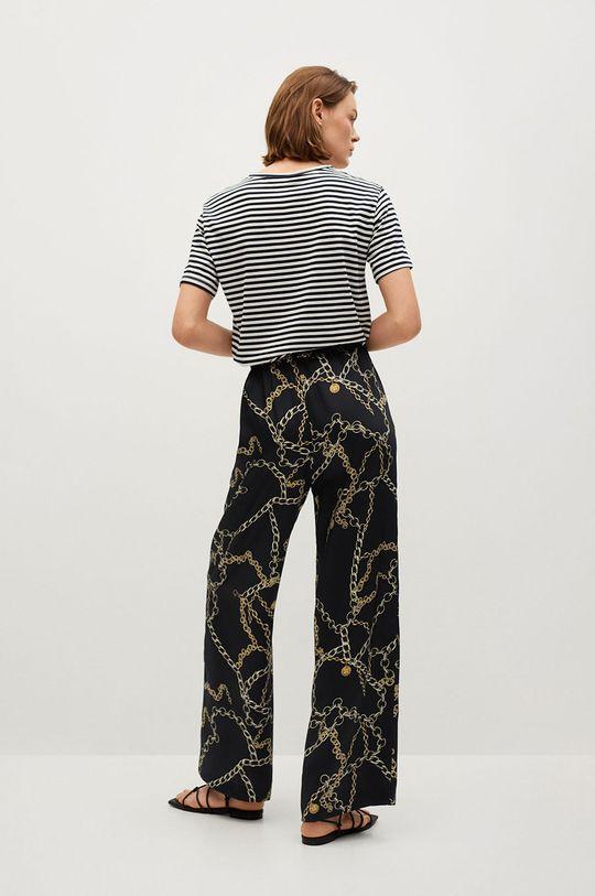 Mango - Kalhoty CHAIN  100% Polyester