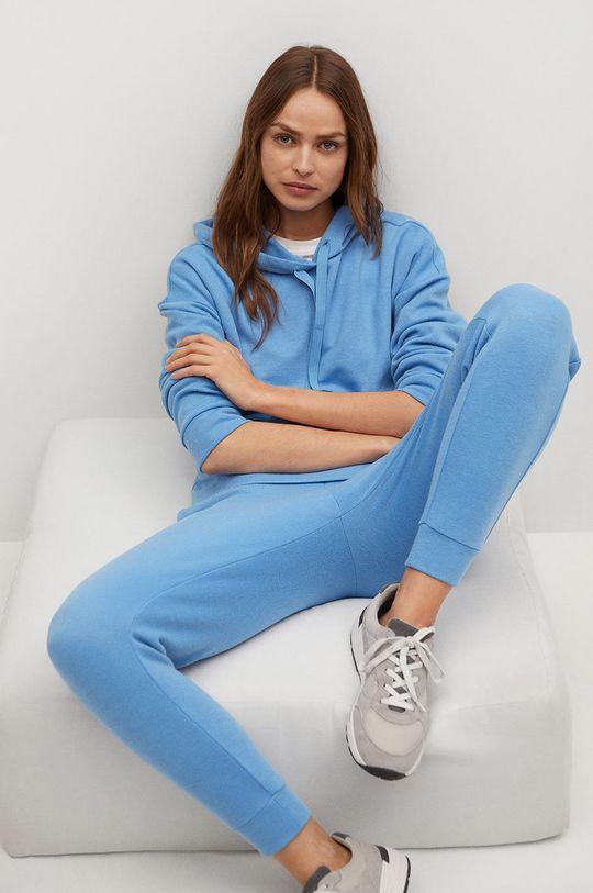blady niebieski Mango - Spodnie Maxime8