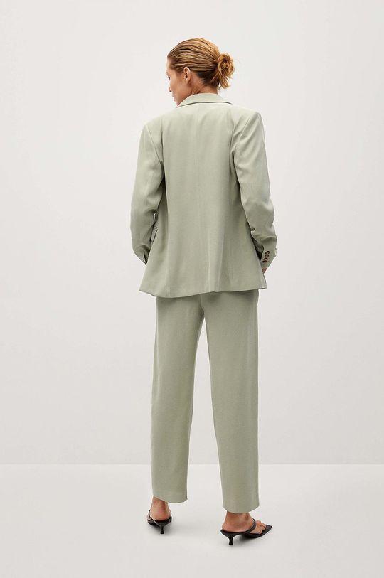 Mango - Spodnie TEMPO Podszewka: 100 % Poliester, Materiał zasadniczy: 7 % Poliester, 93 % Wiskoza