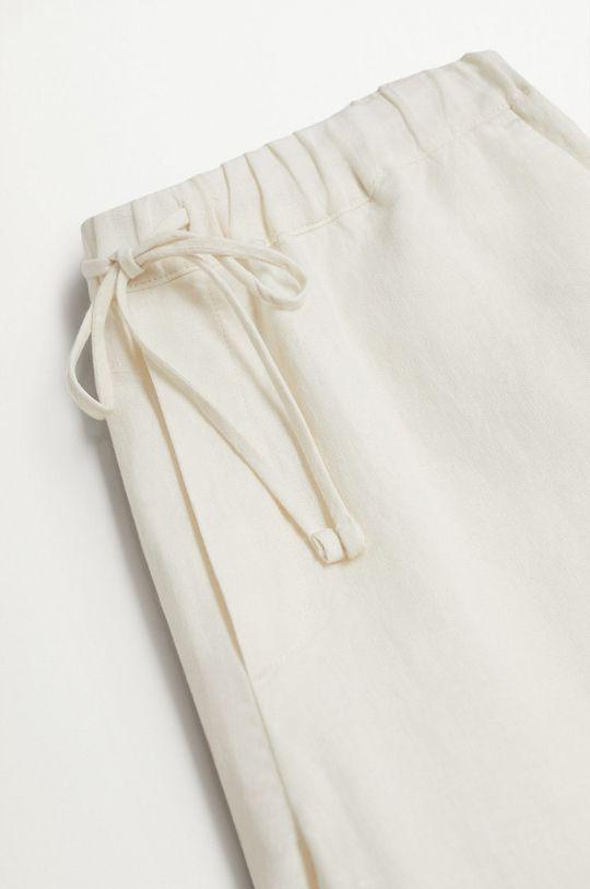 Mango - Spodnie Linen