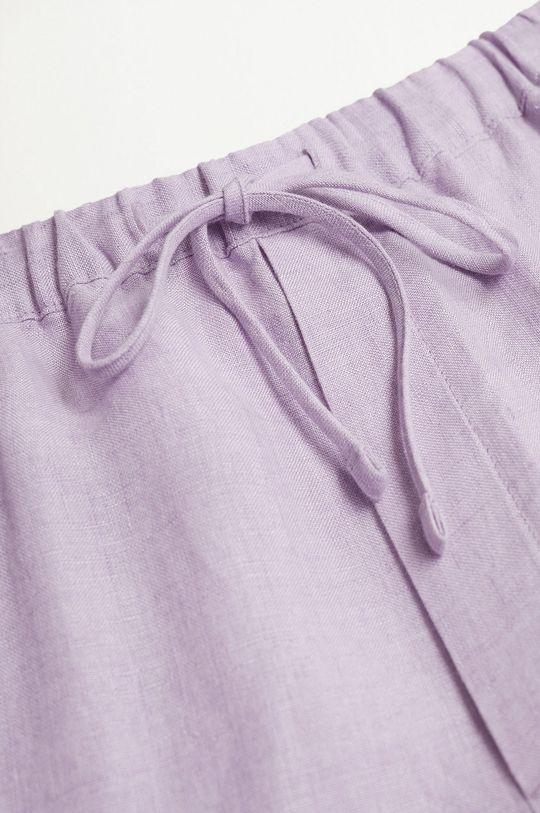 Mango - Nohavice Linen