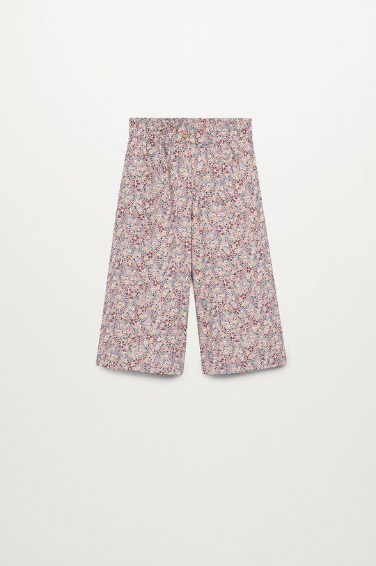 violet Mango Kids - Pantaloni copii GINA De fete