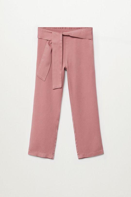 czerwony Mango Kids - Spodnie dziecięce Amelie 110-164 cm Dziewczęcy