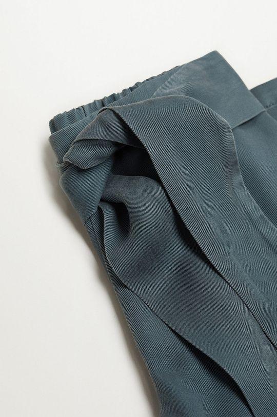 Mango Kids - Spodnie dziecięce Amelie 110-164 cm szary