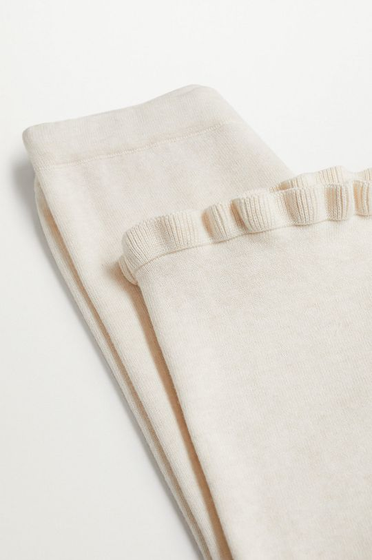 Mango Kids - Detské nohavice MARION-I  100% Bavlna