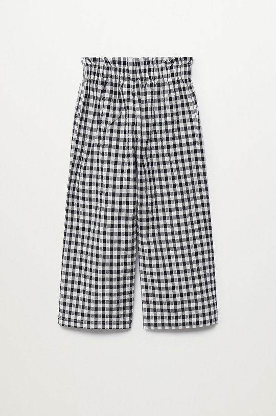 Mango Kids - Spodnie dziecięce Ellen 116-164 cm