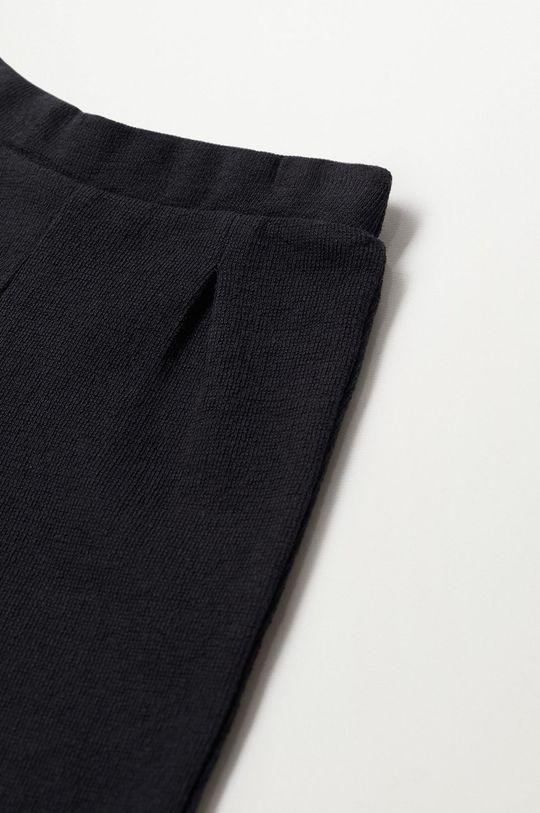 Mango Kids - Spodnie dziecięce Marne8 80-104 cm 100 % Bawełna organiczna