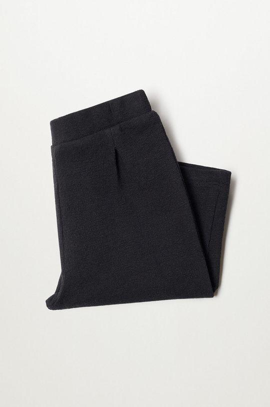 czarny Mango Kids - Spodnie dziecięce Marne8 80-104 cm