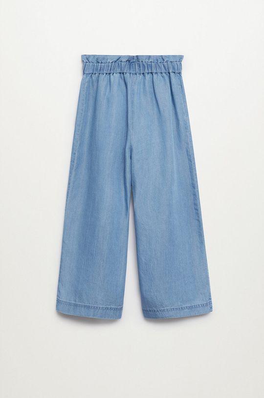 Mango Kids - Detské nohavice Emily 116-164 cm  100% Lyocell