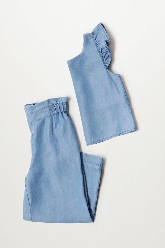 Mango Kids - Detské nohavice Emily 116-164 cm Dievčenský