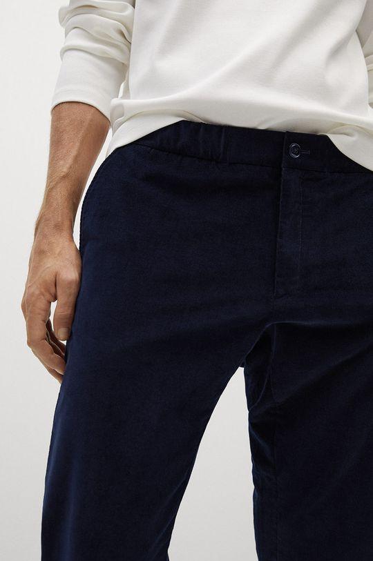 granatowy Mango Man - Spodnie JOEN
