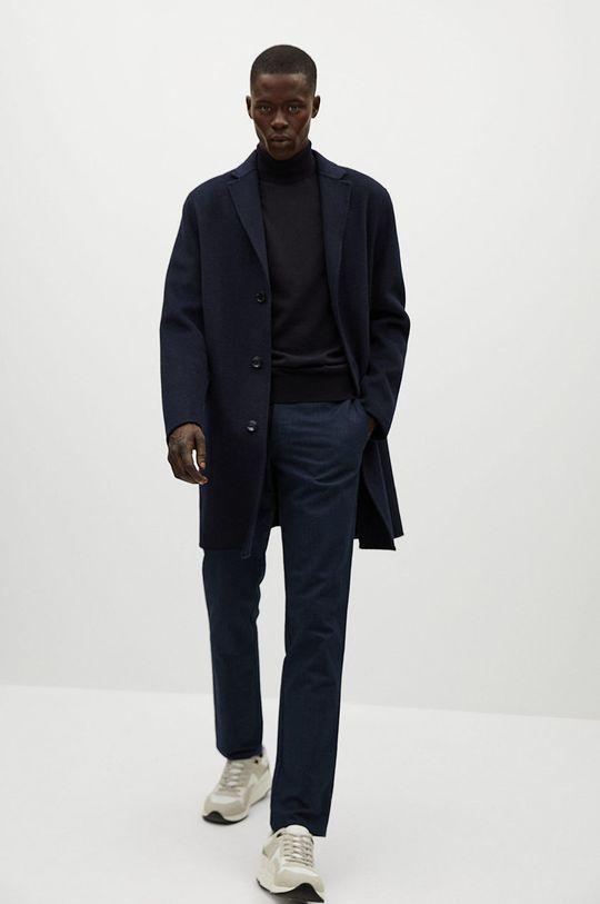 Mango Man - Spodnie BREST niebieski