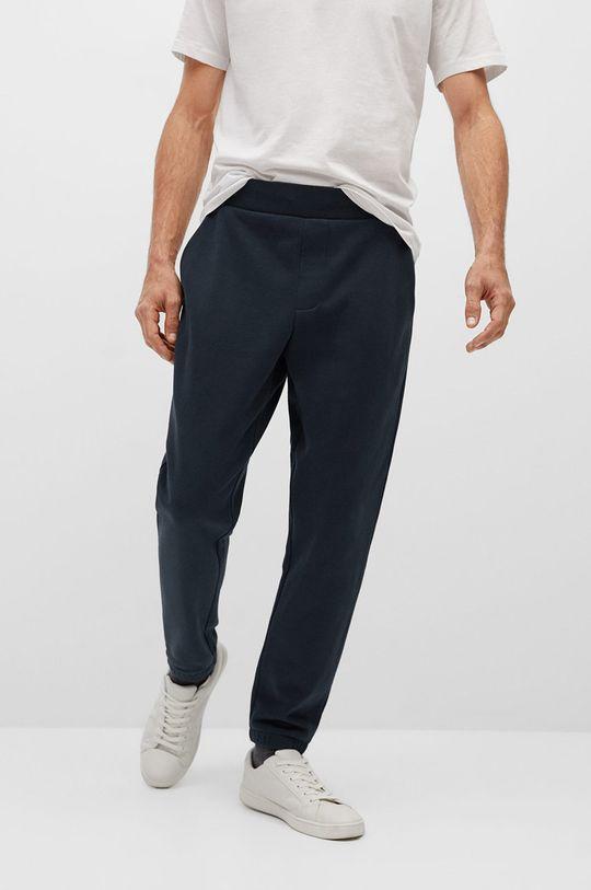 bleumarin Mango Man - Pantaloni COHEN De bărbați